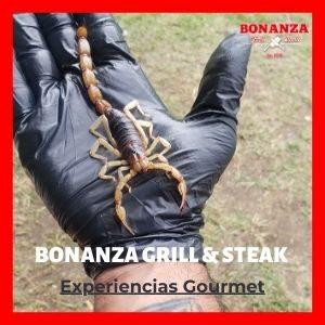 Carnes Exóticas / insectos - Carnicería Tienda Boutique de cortes Bonanza Grill & Steak
