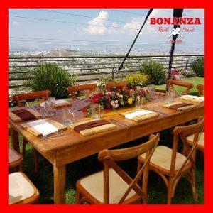 Alquiler y Renta para Eventos - Carnicería Tienda Boutique de cortes Bonanza Grill & Steak