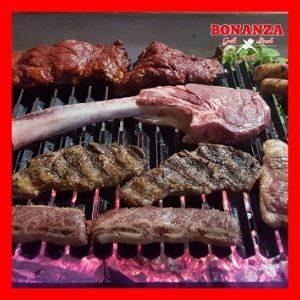 Parrilladas para Eventos - Carnicería Tienda Boutique de cortes Bonanza Grill & Steak